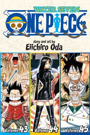 One Piece: Enies Lobby 43-44-45, Vol. 15 (One Piece: Omnibus, #15)