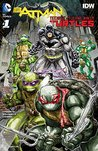 Batman/Teenage Mutant Ninja Turtles (2015-) #1