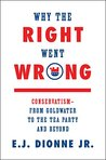 Why the Right Went Wrong: Conservatism-From Goldwater to the Tea Party and Beyond