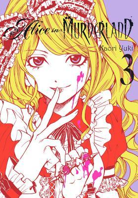 Alice in Murderland, Vol. 3