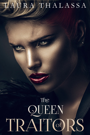 The Queen of Traitors (The Fallen World, #2)