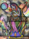 Space Dreams: Sci-Fi Adult Coloring Book Adventure