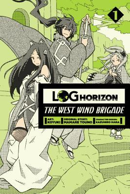 Log Horizon: The West Wind Brigade, Vol. 1