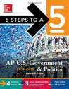 5 Steps to a 5 AP US Government and Politics with CD-ROM, 2014-2015 Edition (5 Steps to a 5 on the Advanced Placement Examinations Series)