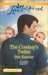 The Cowboy's Twins (Cowboy Country, #4)