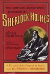The Complete Adventures and Memoirs of Sherlock Holmes