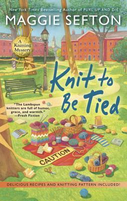 Knit to Be Tied (A Knitting Mystery, #14)