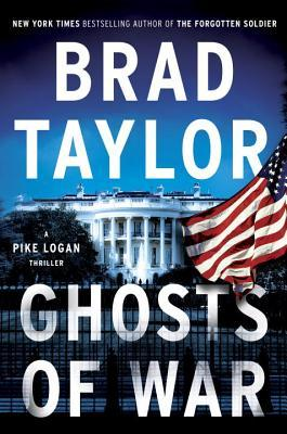 Ghosts of War (Pike Logan, #10) - Brad Taylor
