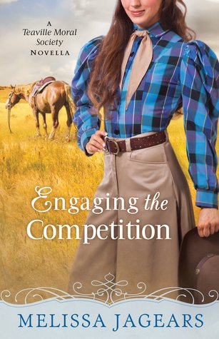 Engaging the Competition (With This Ring? Collection; Teaville Moral Society #0.5)