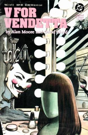 V for Vendetta, Vol. I of X by Alan Moore