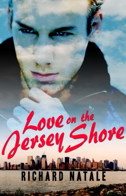 love on the jersey shore book cover