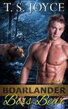 Boarlander Boss Bear (Boarlander Bears, #1)