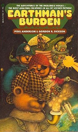 Earthman's Burden by Poul Anderson