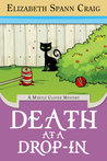 Death at a Drop-In (Myrtle Clover Cozy Mysteries #5)