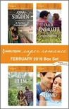 Harlequin Superromance February 2016 Box Set: A Perfect Compromise\All I Am\Kayla's Cowboy\Strength Under Fire (The New Jersey Ice Cats)