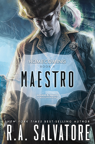 Homecoming, Book II (Unabridged) - R.A. Salvatore