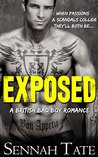 Exposed: A British Bad Boy Romance