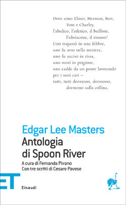 Antologia di Spoon River by Edgar Lee Masters