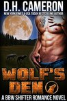 Wolf's Den - A BBW Shifter Romance Novel