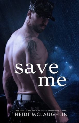 Save Me (The Archer Brothers, #3)