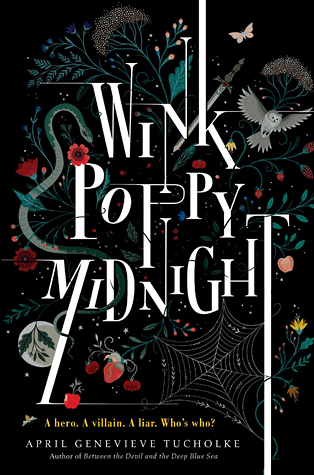 Wink Poppy Midnight book cover