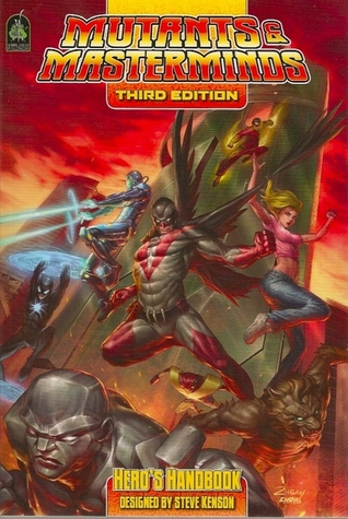 Mutants & Masterminds Hero's Handbook by Steve Kenson