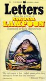 Letters From the Editors of National Lampoon