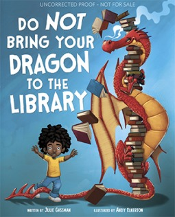 Image result for do not bring your dragon to the library