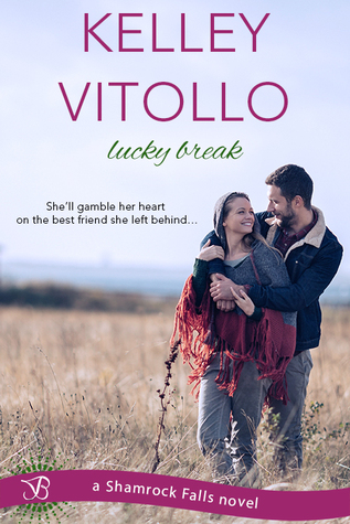 Lucky Break by Kelley Vitollo