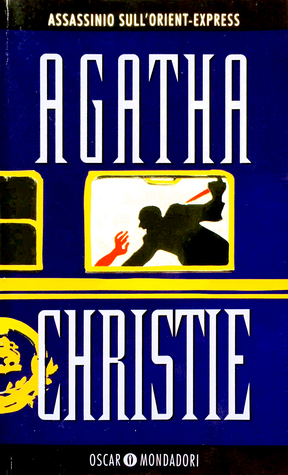 Assassinio sull'Orient Express by Agatha Christie