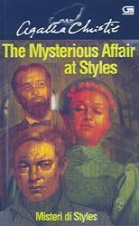 Misteri di Styles - The Mysterious Affair at Styles by Agatha Christie