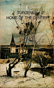 Home of the Gentry by Ivan Turgenev