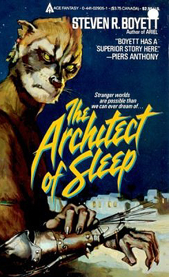 The Architect of Sleep by Steven R. Boyett