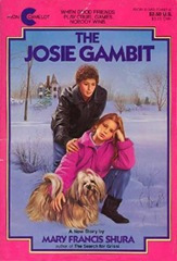 The Josie Gambit by Mary Francis Shura