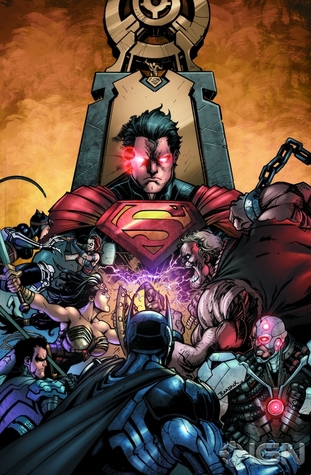 Injustice: Gods Among Us - Year One