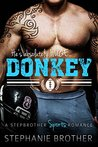 DONKEY: A Stepbrother Sports Romance