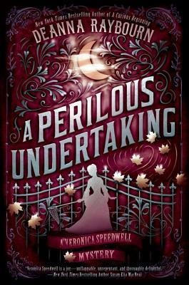 Book cover: A Perilous Undertaking (Deanna Raybourn)