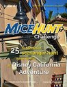 MiceHunt Challenge Issue #2: 25 Handcrafted Scavenger Hunt Items to Find at Disney California Adventure