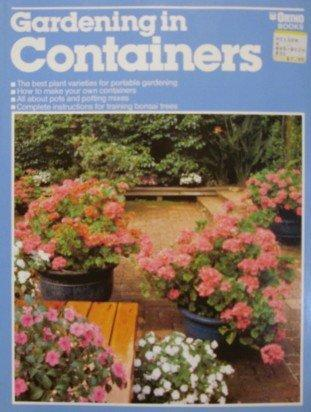 Gardening in Containers by Ron Hildebrand