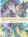 Magical Unicorns and Fairies: Adult Coloring Book: Unicorn Coloring Book, Fairy Coloring Book, Fantasy Coloring Book, Fairies Coloring Book, Adult Coloring Book