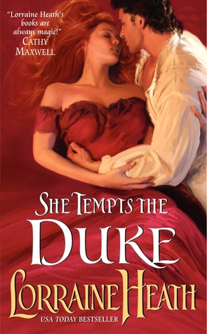 She Tempts the Duke (The Lost Lords of Pembrook, #1)