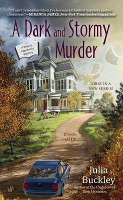 A Dark and Stormy Murder (A Writer's Apprentice Mystery #1)