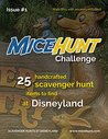 MiceHunt Challenge Issue #1: 25 Handcrafted Scavenger Hunt Items to Find at Disneyland