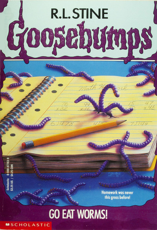 Go Eat Worms! by R.L. Stine