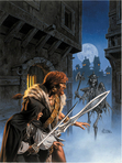 Sword &amp; Sorcery: &quot;An earthier sort of fantasy&quot;