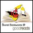 Brunei Bookworms at Goodreads