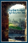 Scotland Reading Challenge 2013