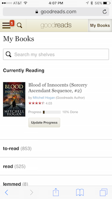 Goodreads help topics how do i add a book to my challenge from the mobile website fandeluxe