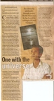 Indian Express Pune Newsline- Mohit.K.Misra author of Ponder Awhile