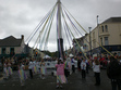 Maypole dancing Holywood Co Down N Ireland